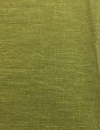 Linen Apple green