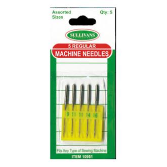Sewing machine needles  10951