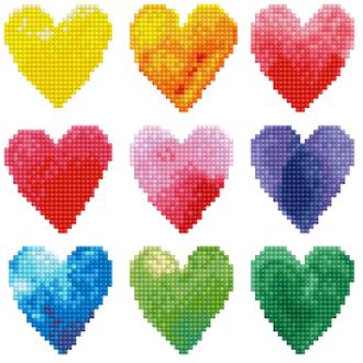 Love Rainbow DD3.026