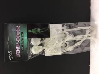 Skeleton 20cm Glow in the dark