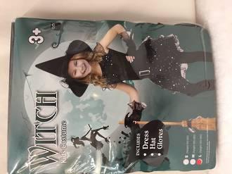 Witch costume - Kids - XH6916