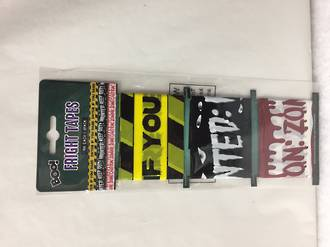 Fright Tapes 3pack