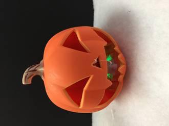 Light up Pumpkin XH5387