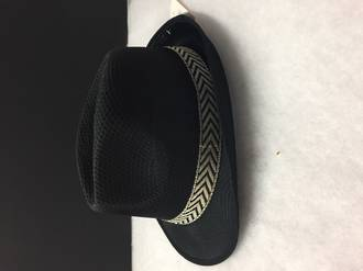 Fedora hat - Black