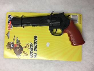 Cowboy Six Shooter
