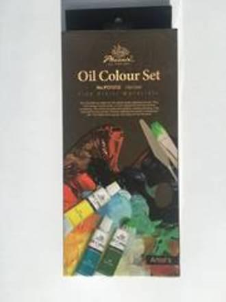 Oil Paint Set PO1212