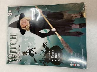 Witch Costume XH5948 Large