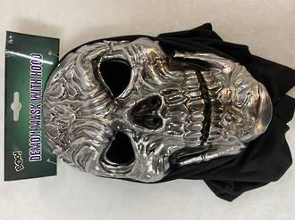 Demon Mask With Hood XH7086