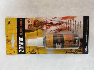 Black Zombie Blood Spay XH3447