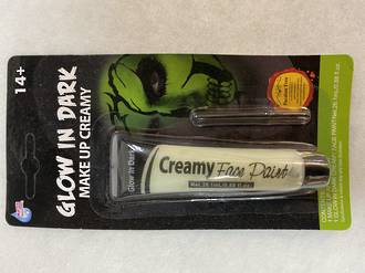 Glow In the  Dark Face Paint XH4934