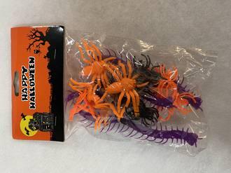 Assorted Creepy Crawlies