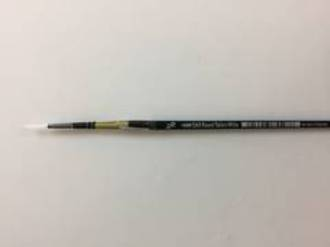 Round Taklon Brush Size 10/0