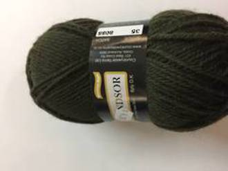 Windsor Wool 8 ply Shade 35