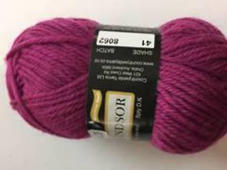 Windsor Wool 8 ply Shade 41