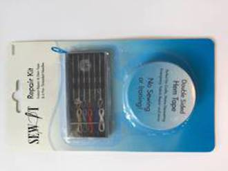 Needles and Hemming tape