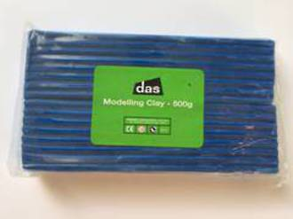 Modelling Clay 500g Blue