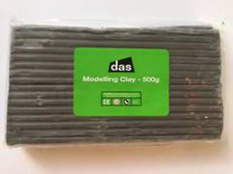 Modelling Clay 500g Grey