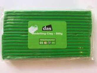Modelling Clay 500g Green