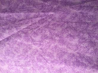 Lilac fabric 100% Cotton
