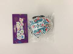 Soft stickers - sharks OCP5399