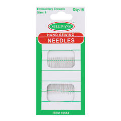 Embroidery needles 10554