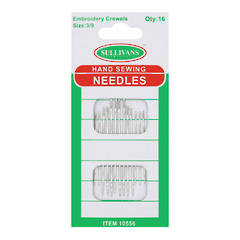 Embroidery needles 10556