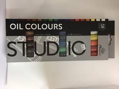 Oil Paint Set Phoenix 18x12