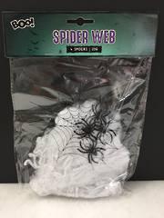 Spider web 4 spiders