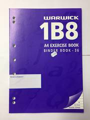 Exercise Books 1B8