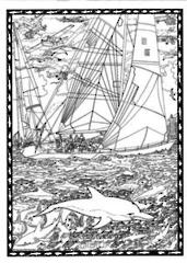 Doodle Art  Gulf