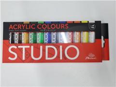 Acrylic set 12x12