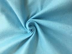 Felt light blue