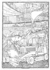 Doodle Art  Earthworks