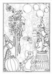 Doodle Art  Mice