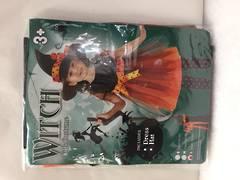 Kids Witch costume XH5947