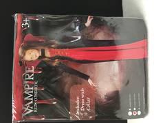 Kids Vampire Costume - XH5806 Medium