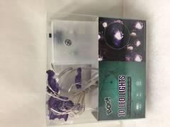 Fairy Lights - Purple Bats XH6752