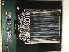 Doorway curtain - Keep out