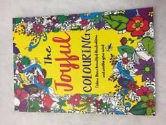 The joyful colouring