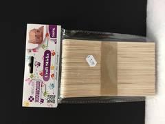 Popsicle sticks - 50pk - Megaie