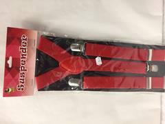 Red Braces