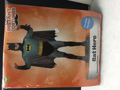 Bat Hero - vintage