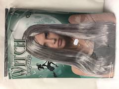 Long Witch wig - Silver XH6908