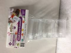 Craft clear container 3pcs - Megaie