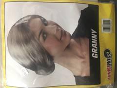 Granny wig 74802