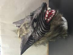 Warewolf mask - Grey - XH3025