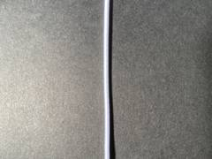 Round Elastic 1.5mm White