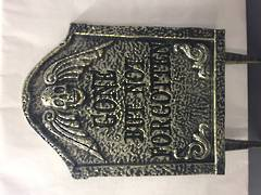 Tombstone lawn on stake - silver -  XH5490