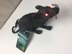 Mouse with light up eyes - XH5504