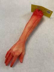 Amputated Arm